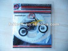 SUZUKI MOTORCYCLE PART-CG125 38T FRONT SPROCKET