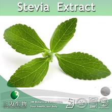 Halal&ISO Stevia Extract Powder 97% Rebaudioside A Stevia Sweetener