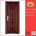 Puertas de hierro modelos/puerta de acero diseños/puerta de hierro forjado para los modelos de puertas sc-s039