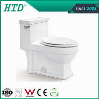 Siphonic UPC One Piece Toilet ----HTD-MY-2152