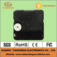 TC-666 economical quartz silent sweep clock parts