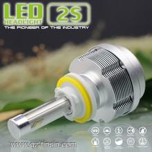 good heat dissipation H1 H3 H4 H7 H11 H13 9005 9006 6000k 3600 lumen 12v car led bulb