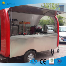 Hot sale Mobile Food Van