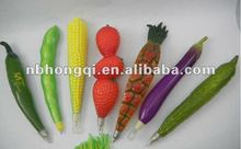 Vegetable shaped Promotional Plastic Ballpoint Pen