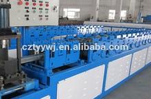galvanic machinery aluminum&metal garage roller shutter door piece roll forming machine