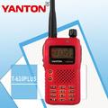 Cb radio t-610plus 128 canales programables a mano radio de dos vías