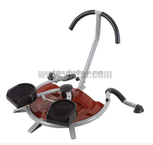 high quality indoor mini roller abdominal glide manual exercise equipment