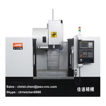 JASU CNC V-1370B milling machine tools with FANUC system