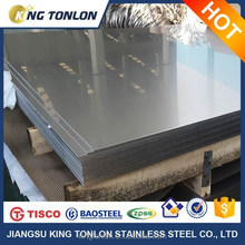 Cold Rolled 201 Stainless Steel Sheet for Construction Decoration