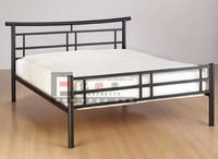 Unique Metal Frame Bed Twin Size Bed for Refugee
