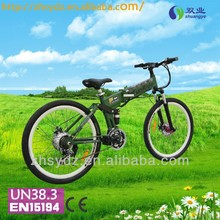 36v10ah mini electric mountain bicycle tyre wheel kit