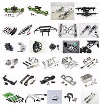 1/10 RC Crawler Car SCX10 Upgrade Parts Accessory -kbc0000