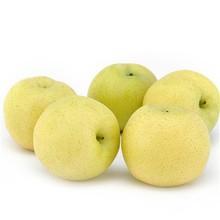 Organic Fresh Golden Pear 2015