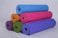 2014 new TPE foam exercise mat