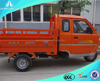 hot China 250cc cargo 3 wheel motorcycle with roof
