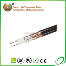 types of coaxial cable for digital tv
