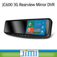 Car gps navigator Android bluetooth dual camera 1080p car dvr rearview, rear view mirror for trucks