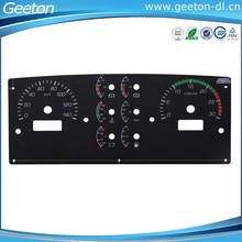 Custom Screen Printing PC Auto Faceplate For Car