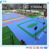 Water proof soft touching synthetic turf grass carpets for kindergarten kids playground flooring