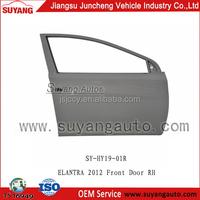 Hyundai elantra 2012 suyang metal new developed door panel for sale