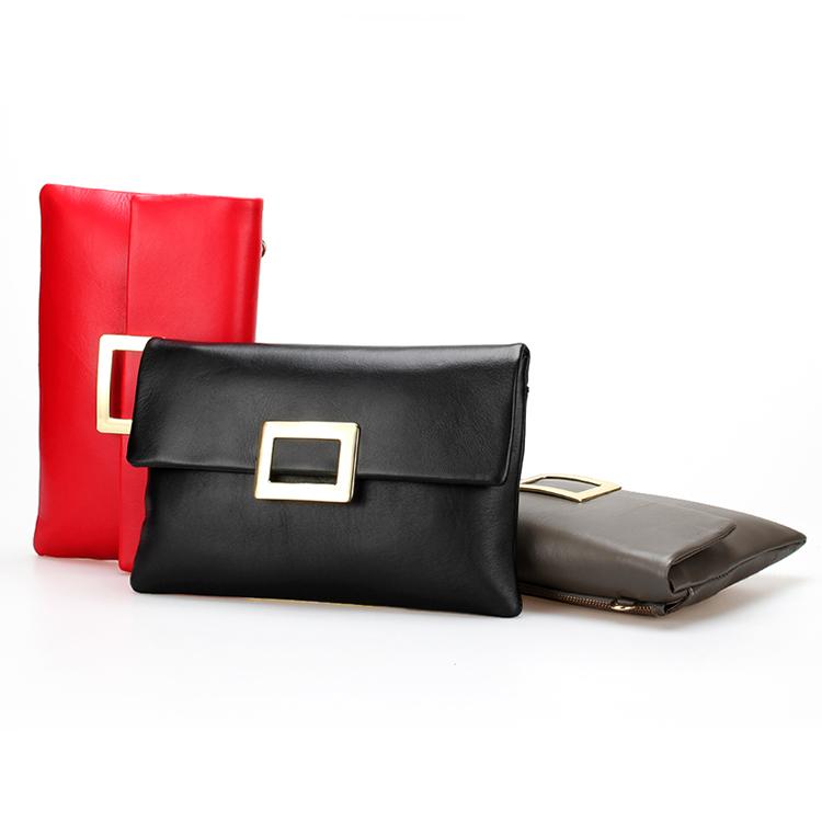 enveloppe de soirée embrayages bracelet portefeuille d'embrayage de soirée sac avec sangle amovible chaîne