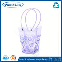 hot sale resealable packing eva bag