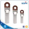Made in china, power fitting DTL bimetal aluminium copper terminal lug types/bimetallic lugs/cable ferrule