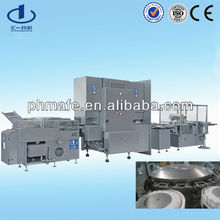 Washing Sterilizing Filling Capping Production plant for vials