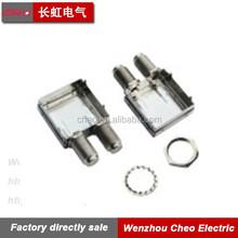 High quality mumetal Customized shielding case/ metal pcb cases-tuner set top box