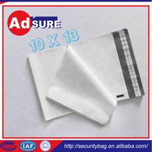Satchel saco de entrega / adesivo poly bag / cola para plástico polietileno