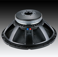 professional audio line array 18 inch speaker with good subwoofer spider