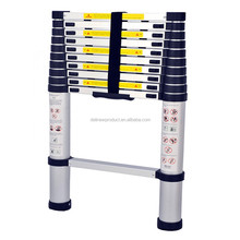 Super Quality with Lower Price 12 Step 3.8m Aluminum Telescopic Ladder