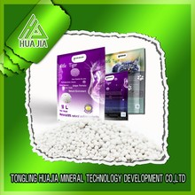oem clumping cat litter absorption of the liquid in pet discharge