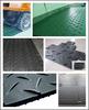 Plastic High Density Polyethylene temporary road, rig mats