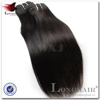 NO MOQ Double Weft Brazilian Hair Weave Bundles Accept Paypal