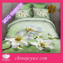 Bedsheets, Bedding sets, Home Textiles,Cotton Printed Bed Sheets 3D