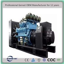 High voltage MTU marine diesel engine