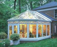 Energy saving aluminum sunroom for sale
