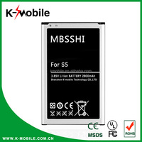New High Capacity EB-BG900BBC 2800 mAh Replacement Battery for Samsung Galaxy S5 i9600 Battery