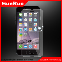 High quanlity for iphone 6 mobile screen protector,tempered glass for iphone 6 screen protector glass