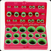 Rohs Certification TC 420pc High quality Green o-ring Set
