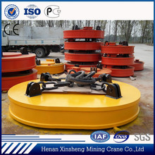 half round magnet and 500kg lifting magnet component