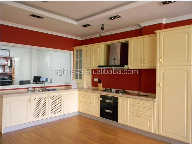2015 new model kitchen cabinet new style popular kitchen