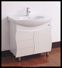 popular plastic pvc bathroom cabinet,bathroom cabinet design company