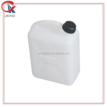 Small portable fuel tank 5liter collapsible jerry can