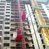 SC200/200 construction site material hoist for rental