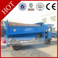 HSM ISO/CE Portable Gold Wash Machine