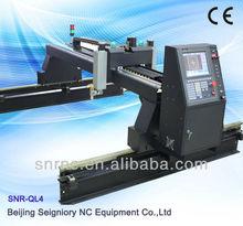 Pofessional calidad alta servicio pesado SNR-QL4 CNC de corte por plasma máquina
