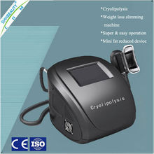 October Promotion price !!! Newest!!! Professional !!! vacuum portable cryolipolysis