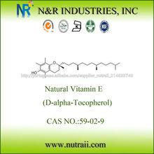Óleo de mistura de tocoferóis 50%/70% 90%
